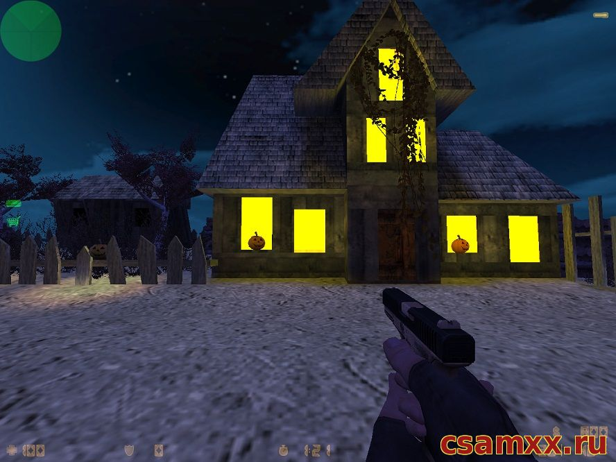 Скачать de_halloween_night для кс 1.6